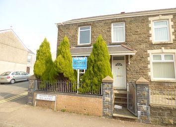 Thumbnail 4 bed property for sale in Hermon Road, Maesteg, Bridgend.