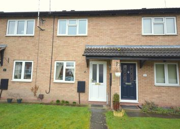 Thumbnail 2 bed end terrace house for sale in Cutters Close, Narborough, Leicester