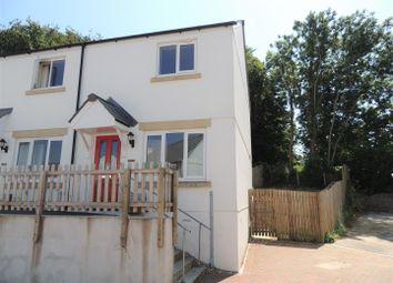 Thumbnail 2 bed end terrace house for sale in Polharmon Close, Par