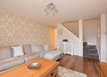 Thumbnail 2 bed end terrace house for sale in Violet Close, Walderslade, Chatham, Kent