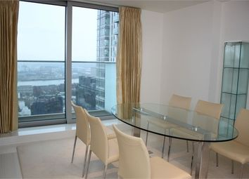 Thumbnail 3 bedroom flat to rent in 1, Pan Peninsula, Millharbour, Canary Wharf, London
