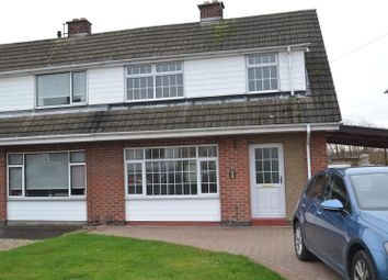 Thumbnail 3 bed property to rent in Mossdale, Whitwick, Coalville