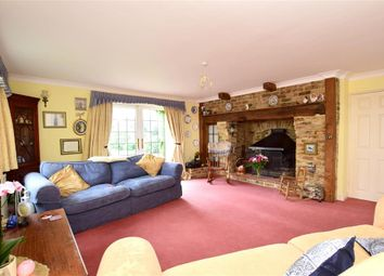 Thumbnail 4 bed detached house for sale in Ivors Lane, Hamsey, Lewes, East Sussex