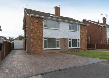 Thumbnail 4 bed semi-detached house for sale in Kennedy Drive, Walmer, Deal