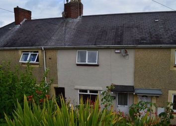 Thumbnail 2 bed terraced house for sale in Gwynedd Avenue, Swansea