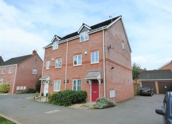 Thumbnail 4 bed semi-detached house for sale in Mildenhall Way Kingsway, Quedgeley, Gloucester