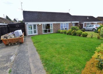 Thumbnail 2 bed semi-detached bungalow for sale in Courtfield Road, Quedgeley, Gloucester