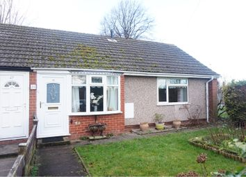 Thumbnail 2 bed semi-detached bungalow for sale in Brownsfield Road, Lichfield