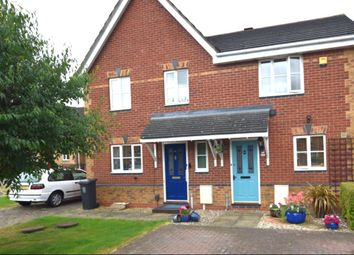 Thumbnail 2 bed semi-detached house for sale in Durban Road, Leicester