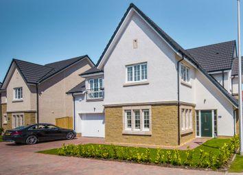 5 bed detached house for sale in Castleton Crescent, Larbert FK2