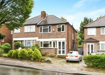 Thumbnail 3 bed semi-detached house for sale in Engel Park, Mill Hill
