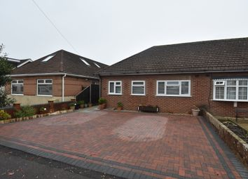 Thumbnail 2 bed semi-detached bungalow for sale in Perth Road, Gosport