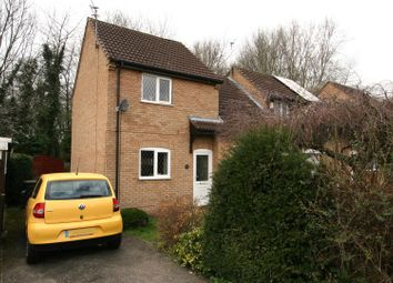 Thumbnail 2 bed semi-detached house for sale in Abberton Way, Loughborough