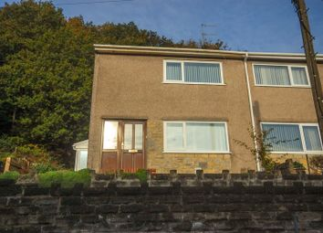 Thumbnail 3 bed end terrace house to rent in Shelone Road, Briton Ferry, Neath