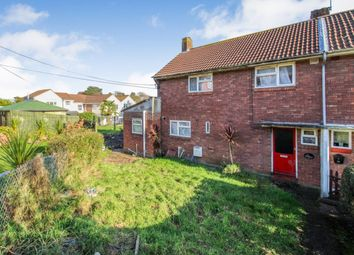 Thumbnail 4 bedroom semi-detached house for sale in Hollis Crescent, Portishead, Bristol
