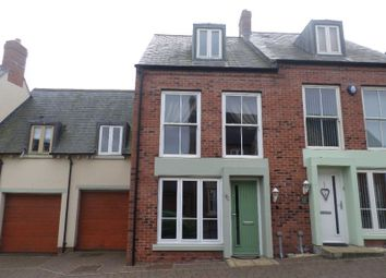 Thumbnail 4 bed town house to rent in Village Drive, Lawley Village, Telford