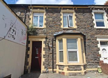 Thumbnail 2 bed flat to rent in Woodville Road, Cathays, Cardiff
