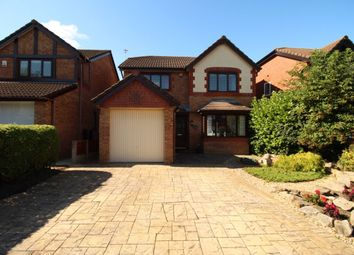 Thumbnail 4 bed detached house for sale in Hastings Avenue, Warton, Preston
