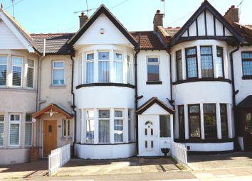 3 bed terraced house for sale in Fleetwood Avenue, Westcliff-On-Sea SS0