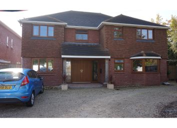 Thumbnail 4 bed detached house to rent in Bacon Lane, Hayling Island