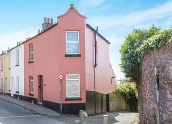 Thumbnail 2 bed end terrace house for sale in Church Road, St. Marychurch, Torquay