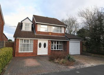 Thumbnail 4 bed detached house for sale in Emmett Wood, Whitchurch, Bristol
