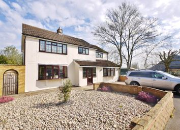 Thumbnail 4 bed detached house for sale in Walker Avenue, Fyfield, Ongar, Essex