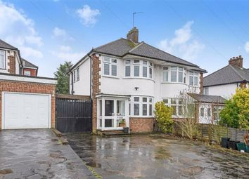 Thumbnail 3 bed semi-detached house for sale in Frankswood Avenue, Petts Wood, Kent