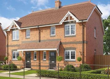 Thumbnail 3 bed semi-detached house for sale in Montague Green, Whichers Gate Road, Rowlands Castle