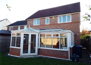 Thumbnail 4 bed detached house for sale in Burmoor Close, Huntingdon, Cambs