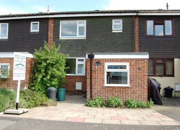 Thumbnail 3 bed terraced house to rent in Hamiltn Drive, Harold Wood