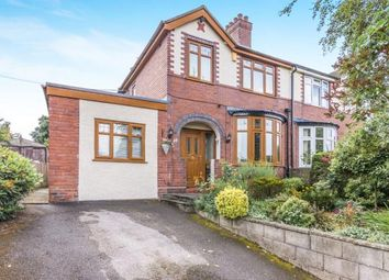 Thumbnail 4 bedroom semi-detached house for sale in Clare Avenue, Newcastle, Staffordshire