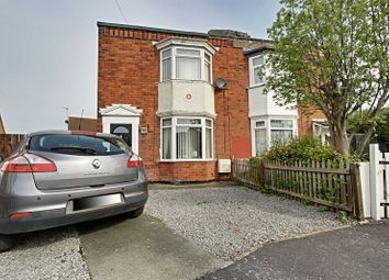 Thumbnail 2 bedroom semi-detached house for sale in Ormerod Crescent, Hull