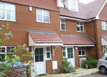 Thumbnail 4 bed town house to rent in Loxley Close, Byfleet, West Byfleet