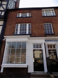 Thumbnail Commercial property to let in St Edward Street, Leek, Staffordshire