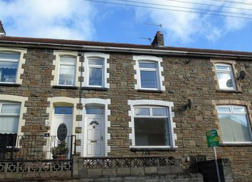 Thumbnail 4 bed terraced house to rent in Jubilee Road, Elliots Town, New Tredegar