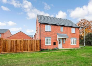 Thumbnail 4 bed detached house to rent in Raywell Road, Hamilton, Leicester