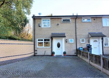 Thumbnail 3 bed end terrace house for sale in Bill Williams Close, Manchester