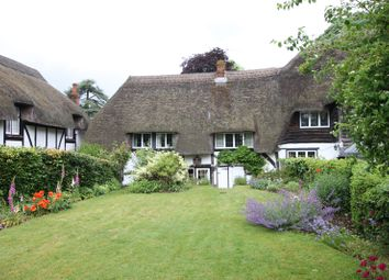 Thumbnail 2 bed cottage for sale in Chilbolton, Stockbridge, Hampshire