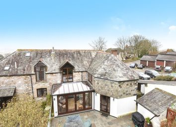 Thumbnail 4 bed barn conversion for sale in Merafield Farm Cottages, Plympton, Plymouth