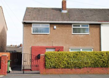 Thumbnail 3 bed semi-detached house for sale in Wealcroft, Gateshead