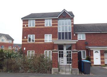 Thumbnail 2 bedroom flat to rent in Chiffon Way, Salford