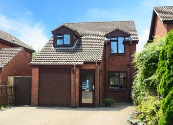 Thumbnail 3 bed detached house for sale in Forest Edge Road, Sandford BH20.
