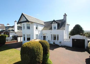 Thumbnail 4 bed detached house for sale in Gartmore Road, Paisley, Renfrewshire