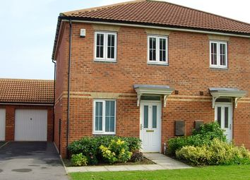 Thumbnail 3 bed semi-detached house for sale in Maybury Villas, Newcastle Upon Tyne, Tyne And Wear