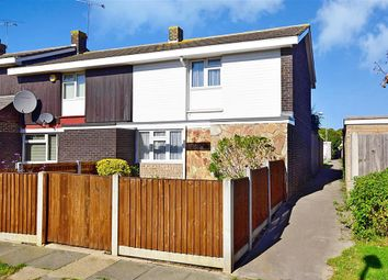 Thumbnail 2 bed end terrace house for sale in Woolmer Green, Lee Chapel North, Essex