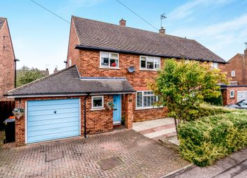 Thumbnail 3 bed semi-detached house for sale in Weston Avenue, Leighton Buzzard