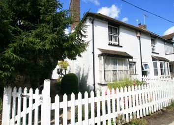 Thumbnail 2 bed cottage for sale in The Street, Hastingleigh