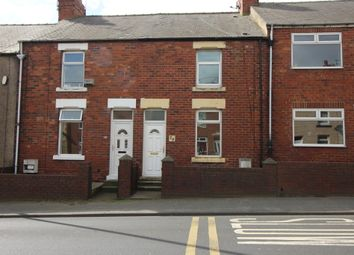 Thumbnail 2 bedroom terraced house to rent in Gill Crescent South, Fence Houses, Houghton Le Spring