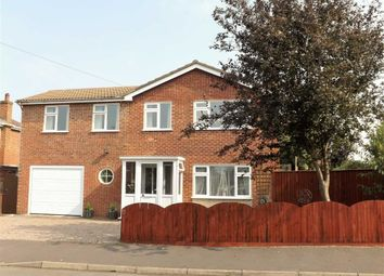 Thumbnail 3 bed detached house for sale in Orchard Close, Saracens Head, Holbeach, Spalding